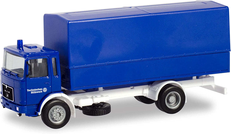 Veicolo in Miniatura 310925 Herpa Camion di Tela