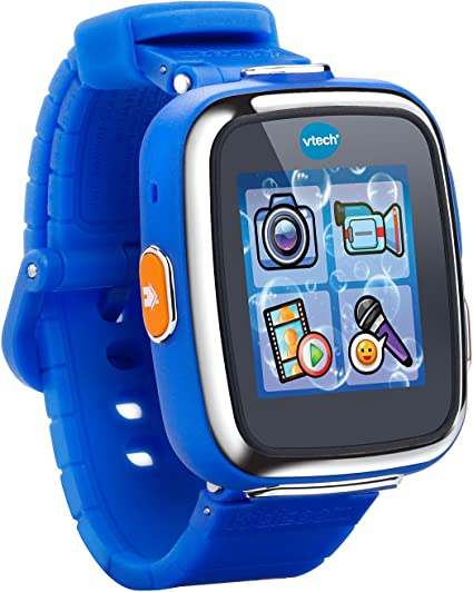 Amazon.com: VTech Kidizoom Smartwatch DX - Royal Blue: Toys ...