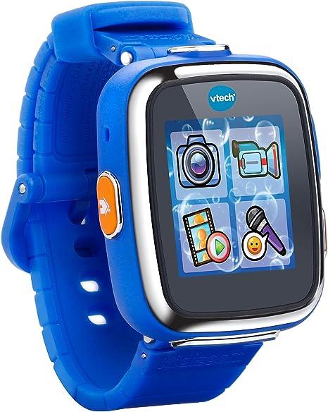 Amazon.com: VTech Kidizoom Smartwatch DX - Royal Blue: Toys ...
