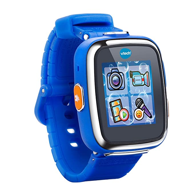 83c13665367 Amazon.com: VTech Kidizoom Smartwatch DX - Royal Blue: Toys & Games