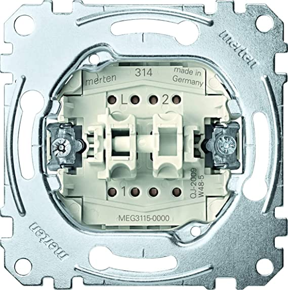 Merten 484119 Interrupteur