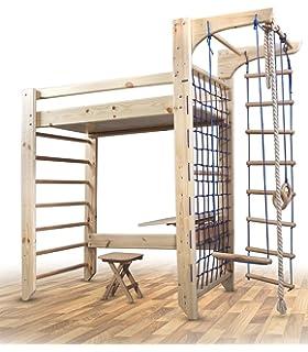 Kinderbett baumhaus selber bauen  Hochbetten selber bauen: 93 Patente zeigen wie!: Amazon.de: Software