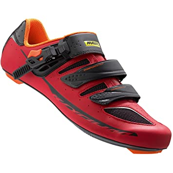 Mavic Ksyrium Elite, color red, talla UK-9