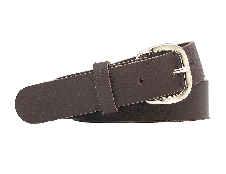 Herren Gürtel Schwarz Metalschnalle Breite 3,6 cm 105 110 115 120 125 130 cm