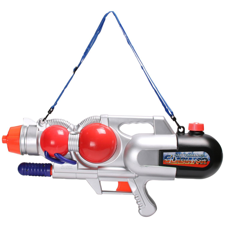 おすすめ水鉄砲12選 Nerf スーパーソーカー タンダーストームブラスター