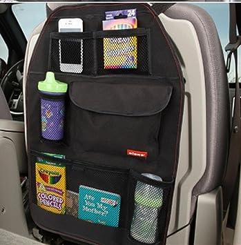 Amazon.com: XILALU Car Seat Bag Storage Multi Pocket Organizer Car ...