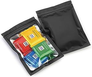 Mylar Bags with Ziplock 4.5 x 6.5