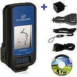 CANMORE社 バッテリ内蔵 USB接続GPSモジュール データ記録 携帯式GPSロガー ◇GP102+ イエロー
