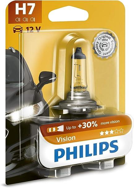 WhiteVision 2 Stück 12V 55W Angebot#20 Glühlampe PHILIPS H7