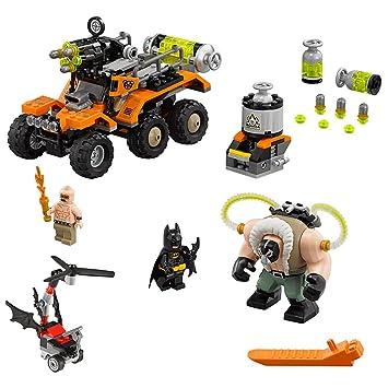 Amazon.com: LEGO BATMAN MOVIE Bane Toxic Truck Attack 70914 ...