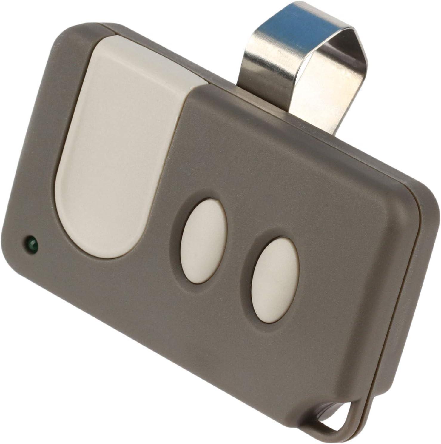 2 For Sears Craftsman Garage Door Opener Remote Control 3 ...