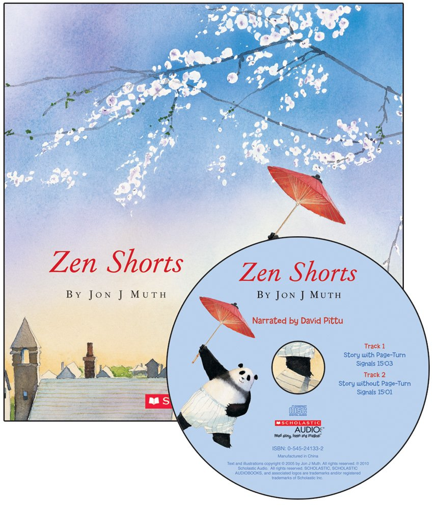 Zen Shorts - Audio Library Edition: Jon J. Muth, Jon J Muth ...