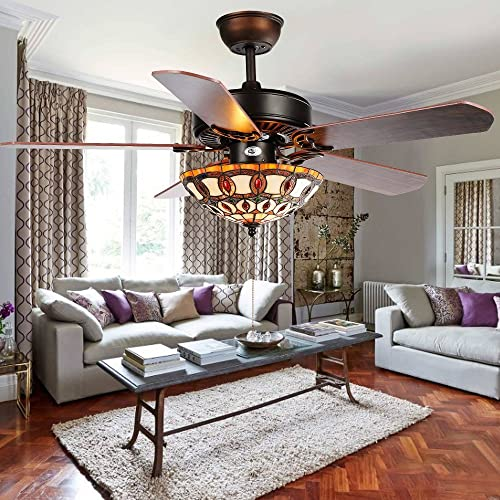 Andersonlight 52-Inch Ceiling Fan