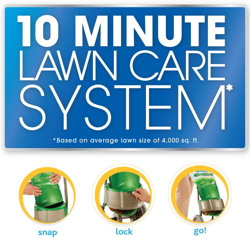 Scotts Snap Pac Lawn Food with Crabgrass Preventer
