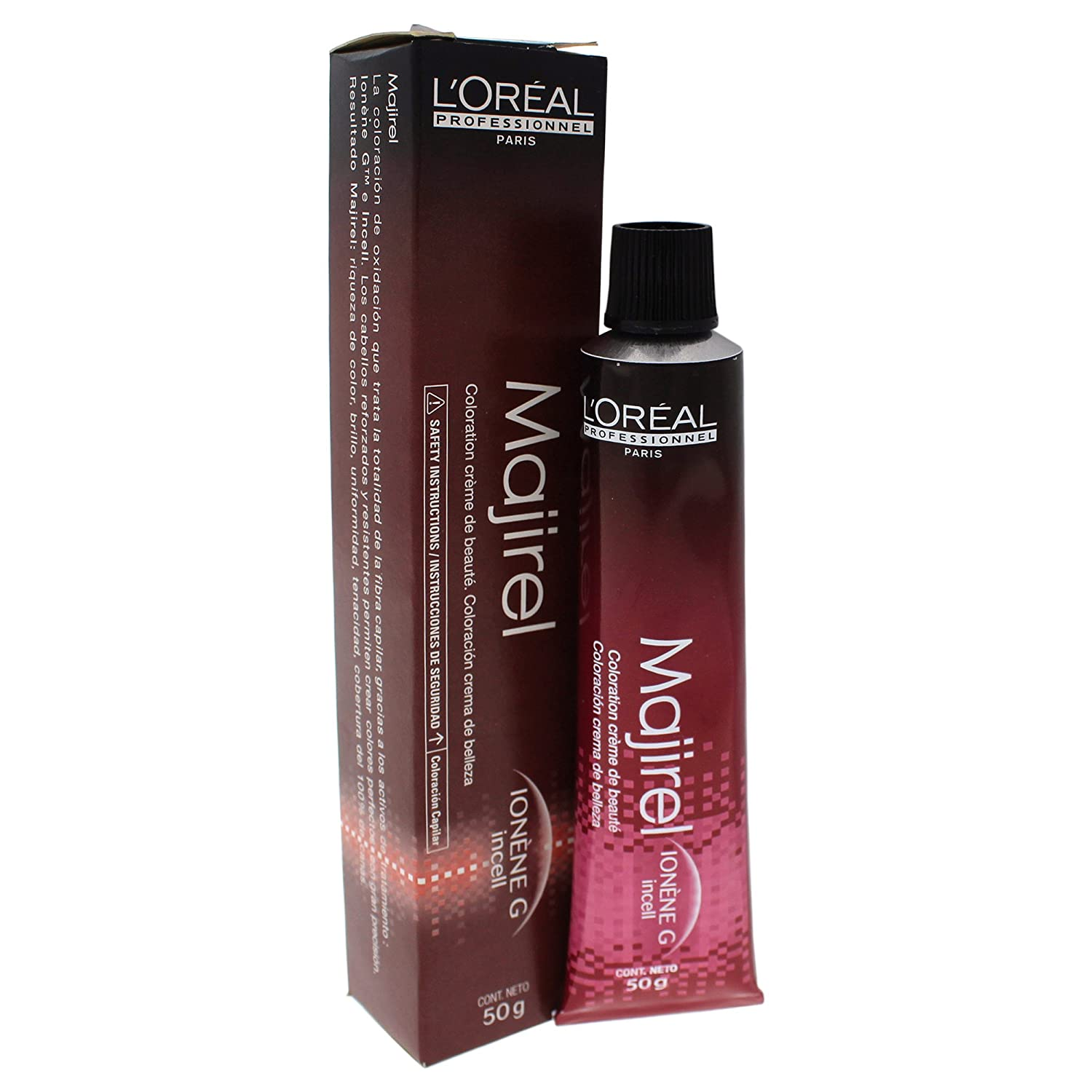 LOreal Professional Majirel, No. 5.52 Light Gold, 1.7 Ounce