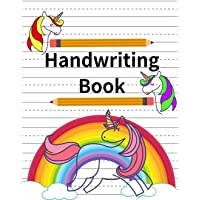 Handwriting Book: Sun and Rainbow Handwriting Paper, Also Known as Primary Paper and Penmanship Paper, Is Fundamental in Helping Your Child Learn to Write Neatly.
