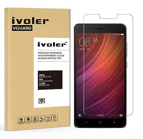 IVoler Verre Trempe Pour Xiaomi Redmi Note 4 4X Film Protection
