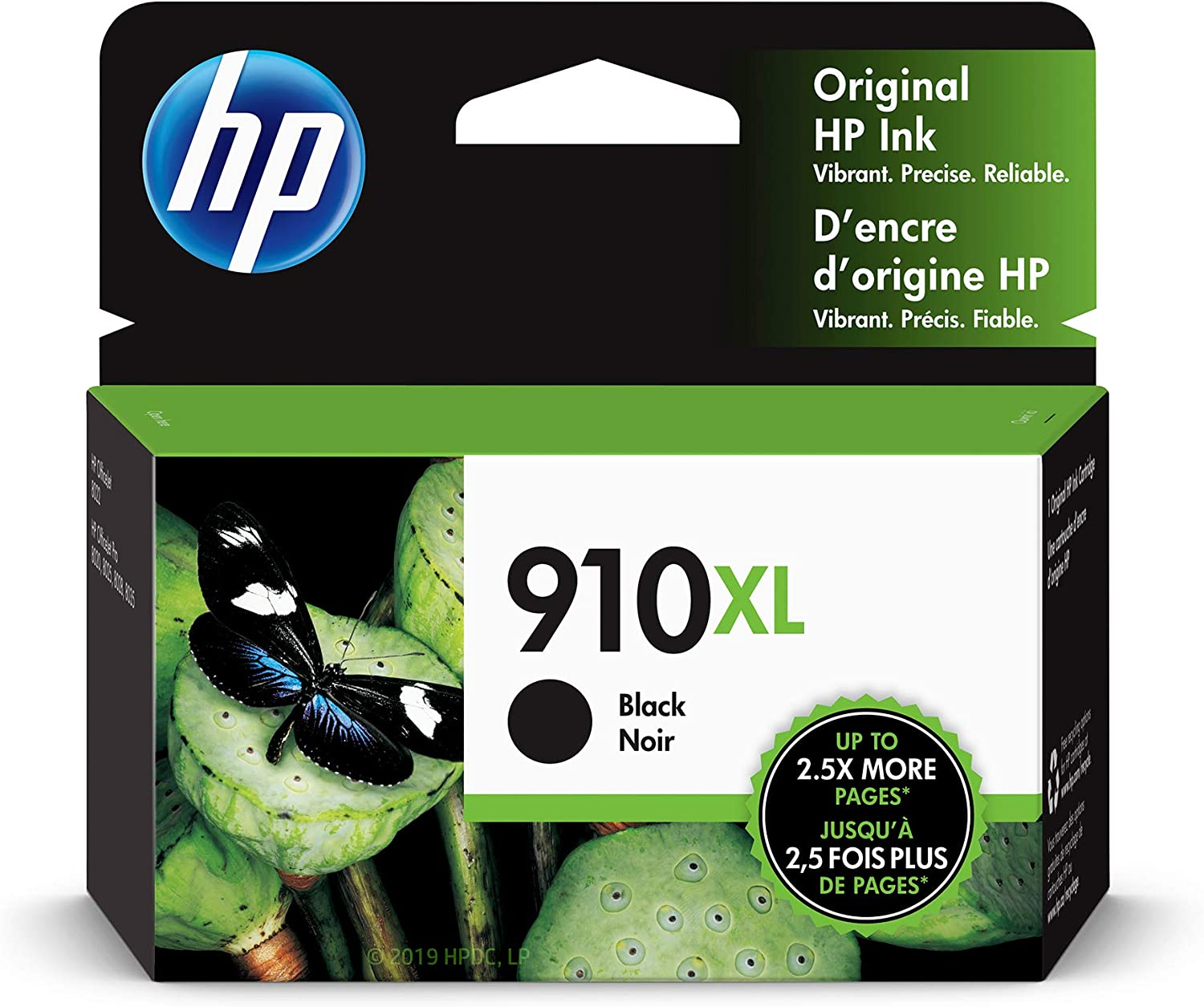 HP 910XL | Ink Cartridge | Black | 3YL65AN