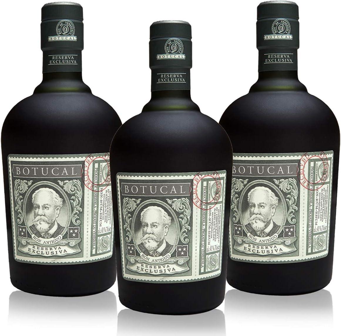 botucal Reserva exclusiva Rum (3 x 0,7 l)
