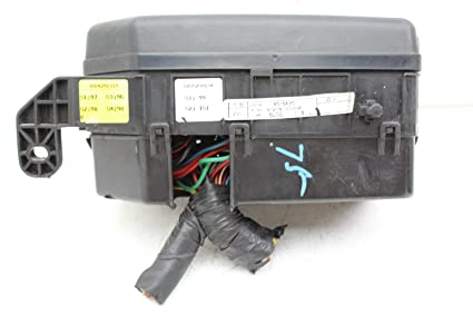 amazon com 06 11 hyundai accent 91219 1e030a fusebox fuse box relay rh amazon com