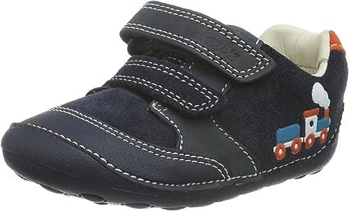 Clarks Baby Boys Tiny Tom Birth Shoes