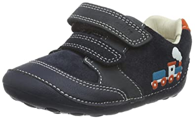 3f76b018 Clarks Baby Boys' Tiny Tom Birth Shoes