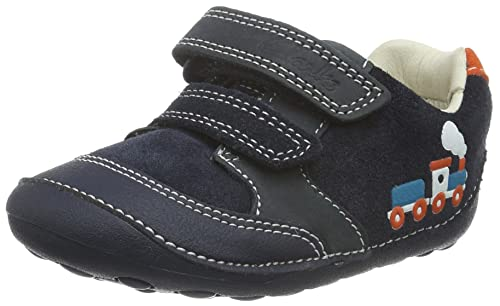 Clarks Kids Tiny Tom, Zapatos de Bebé para Bebés: Amazon.es: Zapatos y complementos