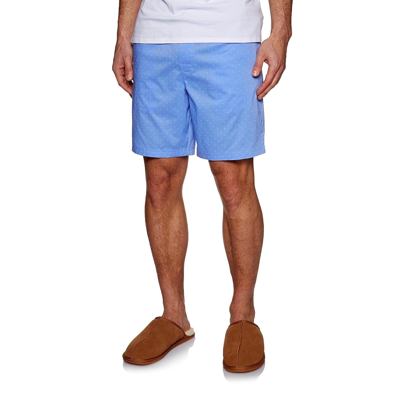 Calvin Klein - Pijama - para Hombre Azul Print 4 Carolina Small: Amazon.es: Ropa y accesorios