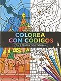 Colorea con codigos 4
