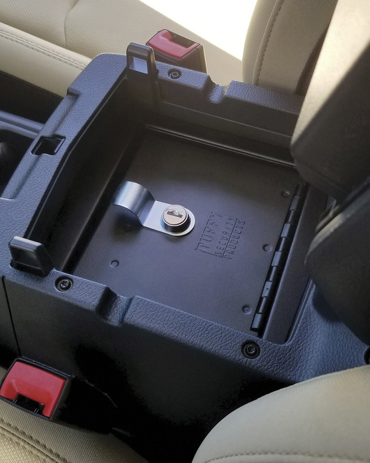 Tuffy 348-01 Console Insert for 2018-Current Jeep Jl