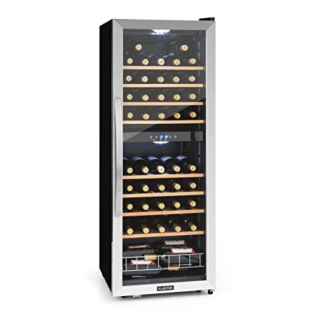 Klarstein Vinamour 54D - Nevera para vinos, Nevera para bebidas ...