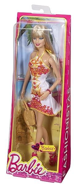 Bambola Fashion Barbie Style Scatolo Come Da Foto Ottime Condizioni Profit Small Altro Bambole