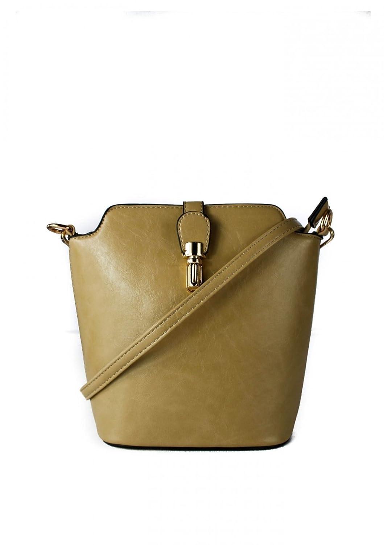 a1848ab41ca02 LeahWard Women s Chic Cross Body Bag Party Bags Handbag 008 (Almond)   Amazon.co.uk  Shoes   Bags