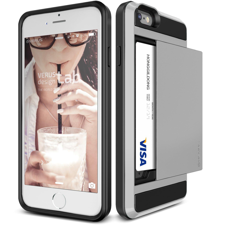 Funda para tu movil con cartera para tus tarjetas, Iphone 6/6S por solo 41,65€