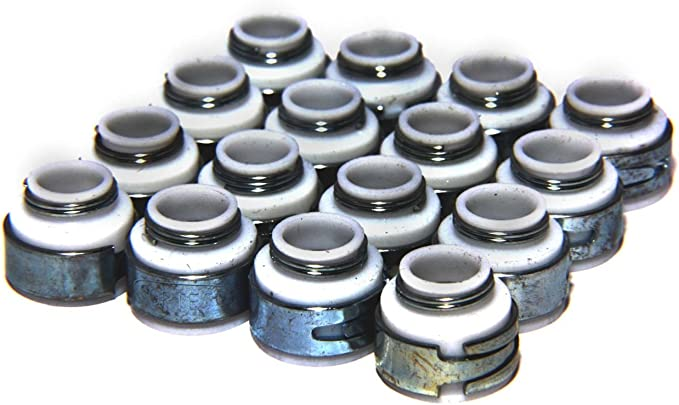 Crane Cams 99828-16 Hi-Performance Valve Stem Seals .500 Guide 3//8 Valve Stem