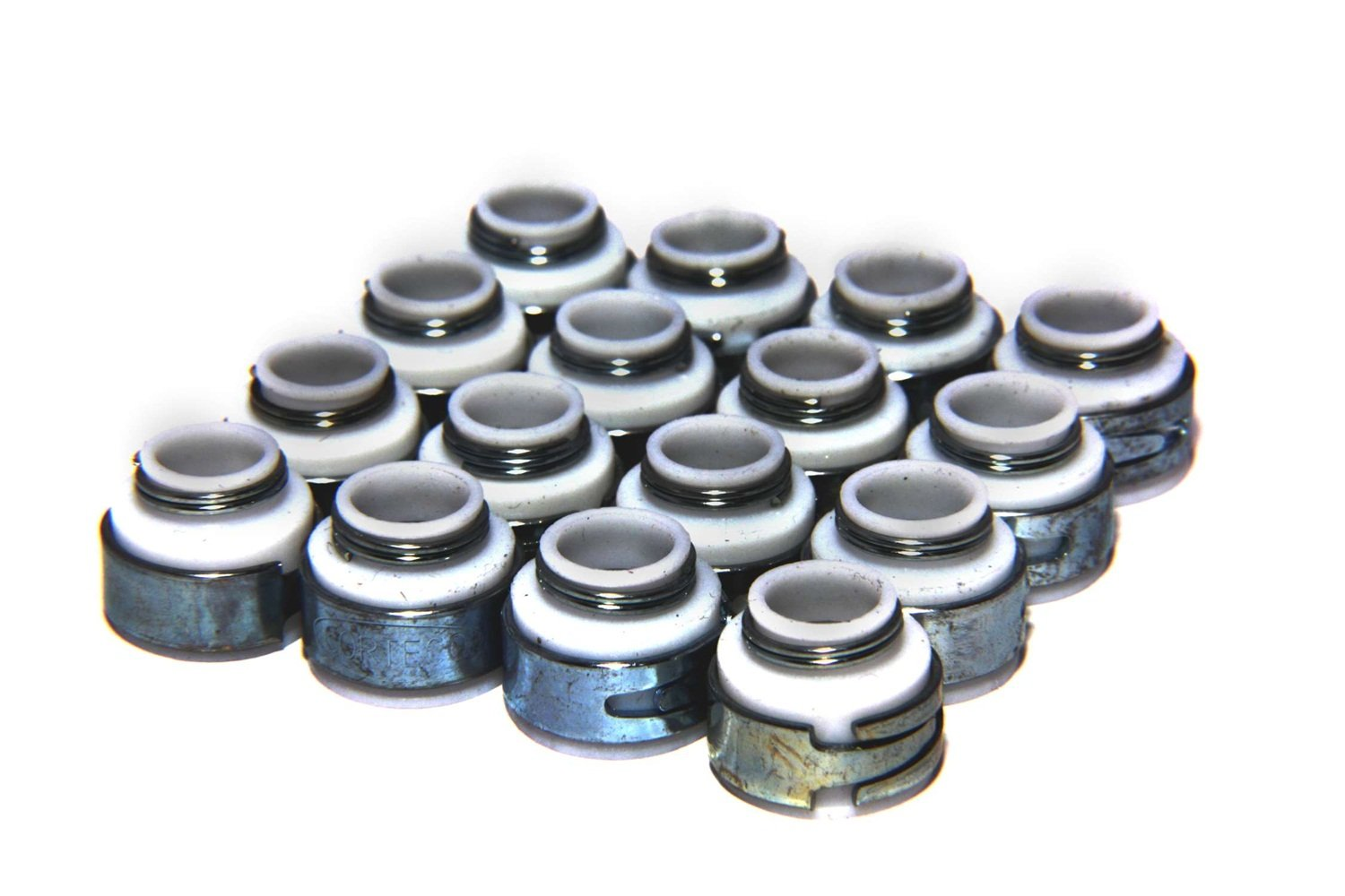 Competition Cams 503-16 11/32'' Valve Stem Diameter Positive Stop Valve Stem Oil Seal by Comp Cams