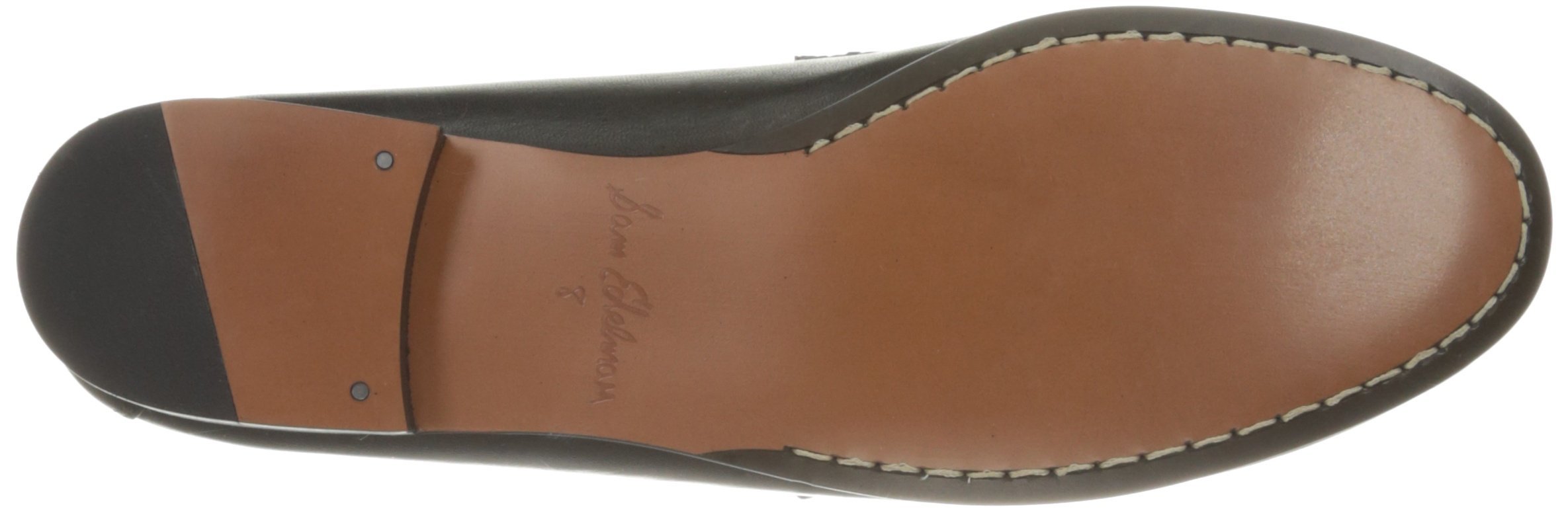 Sam Edelman Women's Therese Slip-On Loafer, Black, 7 M US by Sam Edelman (Image #3)