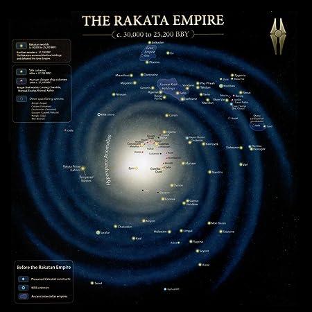 vinteja couleur de - SWM -30,000 à 25,200 - rakata Empire