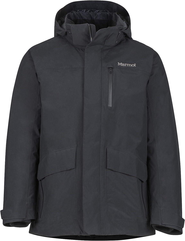 Resistente Al Viento Hombre Abrigo Aislante Anorak Resistente Al Agua Marmot Yorktown Featherless Jacket Chaqueta De Abrigo Para Exteriores