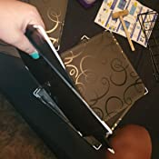 Amazon.com: KOUSI Armario portátil de 14 x 18 pulgadas de ...
