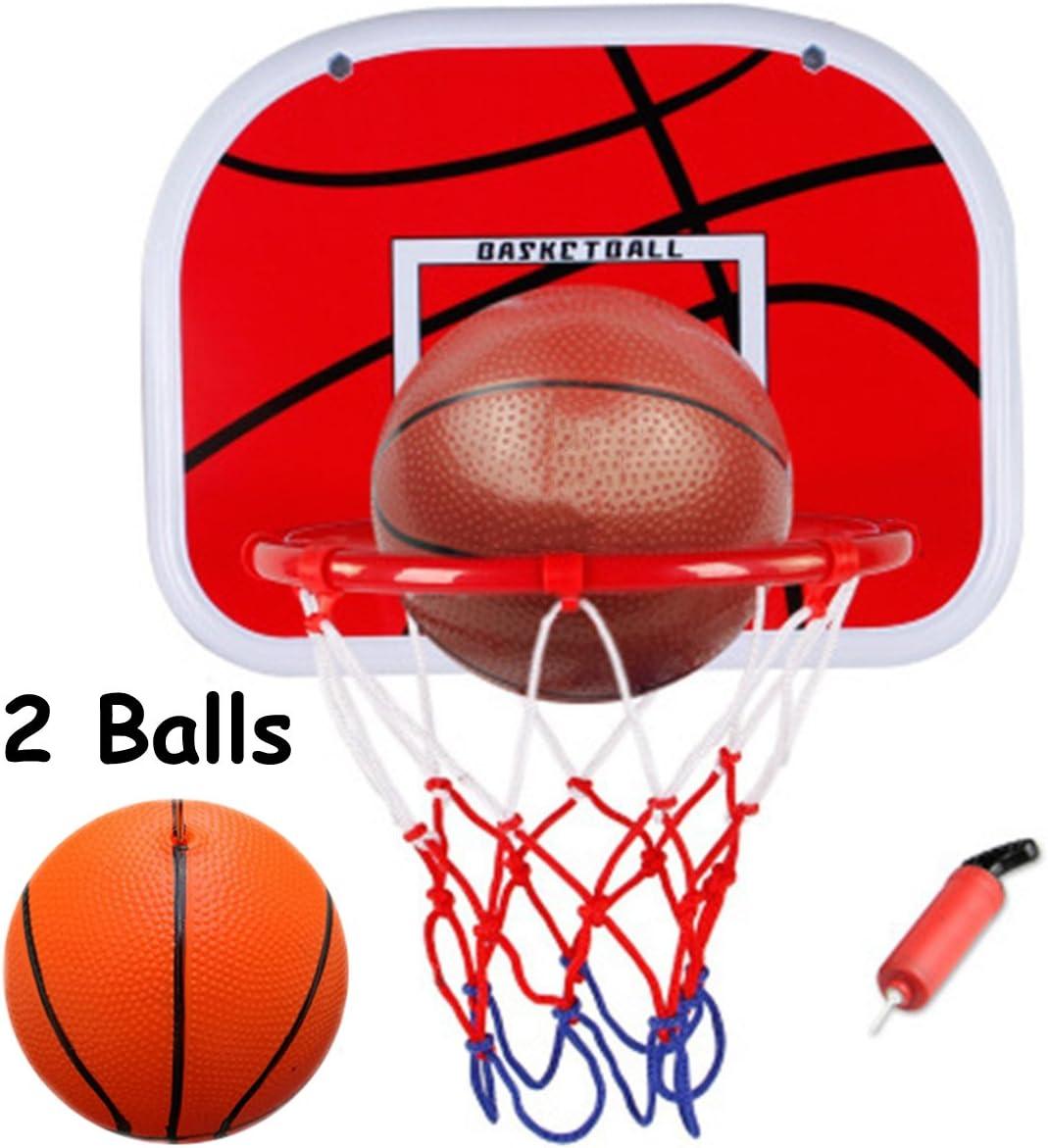 WoBoSen Dentro de Mini Aro de Baloncesto en la Sala de Oficina ...