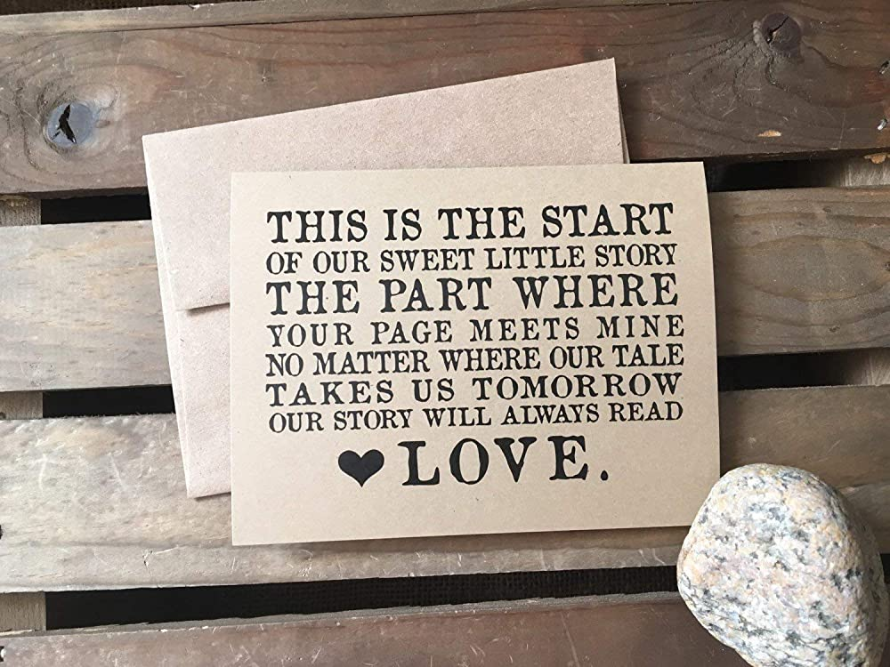 See you at the ALTAR husband wedding day card kraft wedding cards on my wedding day to my husband man of my dreams card new husband cards