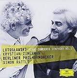 Lutosławski: Piano Concerto / Symphony No.2