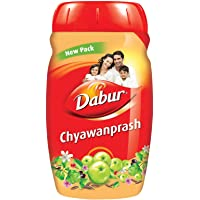 Dabur Chyawanprash; Immunity Booster; Enriched with Vitamin C; Herbal; Natural