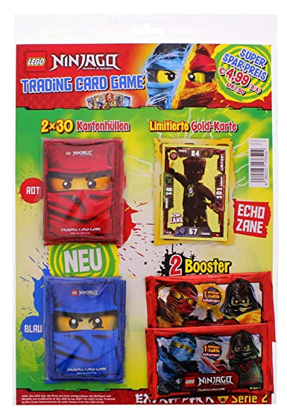 Top Media 176524 Lego Ninjago Serie II Extra Pack con 2 ...