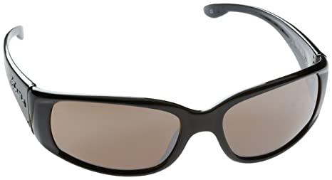 Bollé gafas de sol Habu Shiny Black 100 Gun, 10628: Amazon ...