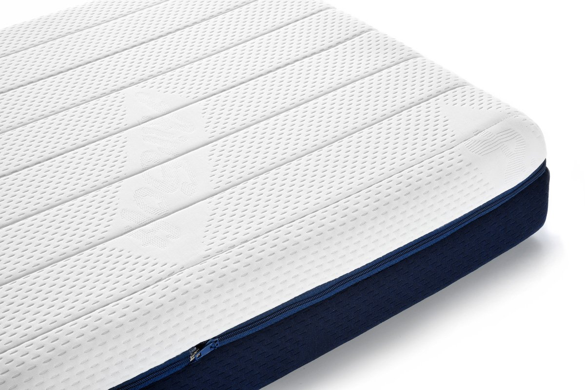 Ecus Care, 137cm x 67cm, Funda adicional para colchón de cuna Ecus Care: Amazon.es: Bebé