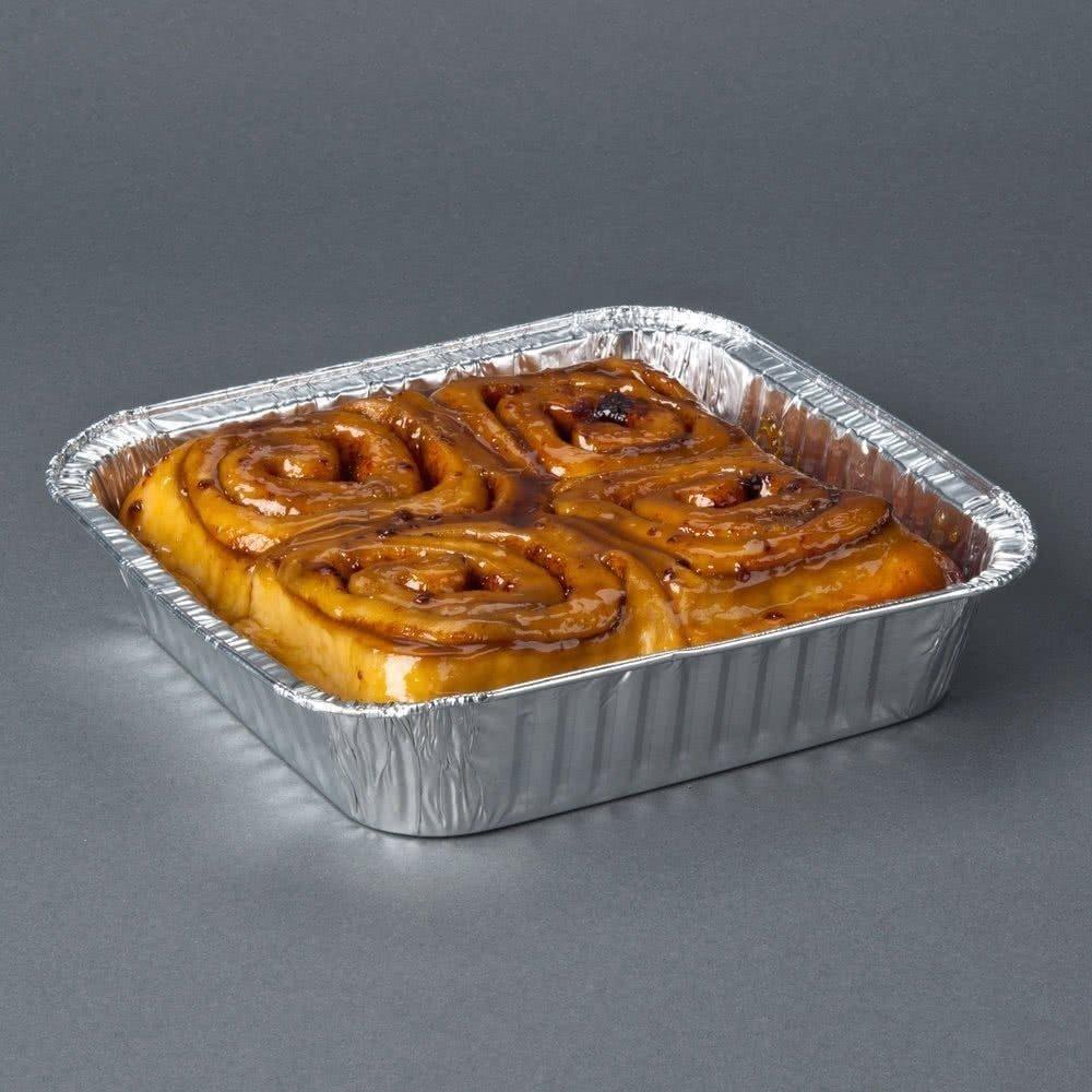 {paquete de 10} recipiente de aluminio desechables Take Out alimentos contenedores con tapa de soporte de junta 1 Litre Loaf Superb Variety