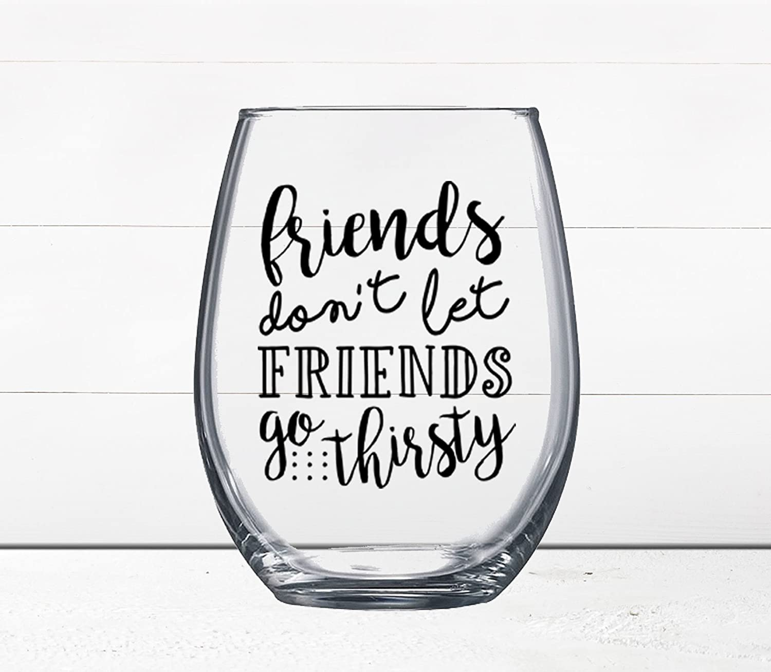 Amazoncom Gift Under 10 Funny Wine Glass Quotes On