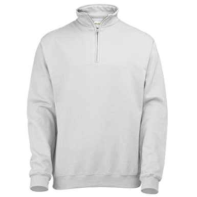 AWDis Hoods-Womens Hoodies Sweatshirts-Sophomore ¼ zip sweatshirt at Amazon  Women's Clothing store: